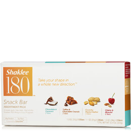 Shaklee 180® Snack Bar