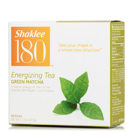 Shaklee 180® Energizing Tea