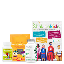 Shakleekids™ Power Pack